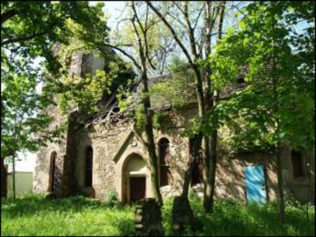 Evangelische Kirche in Rieda