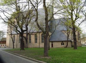 Evangelische Stadtkirche Sankt Mauritius