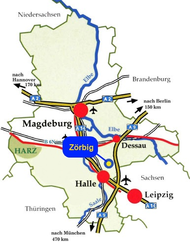 Verkehrskarte