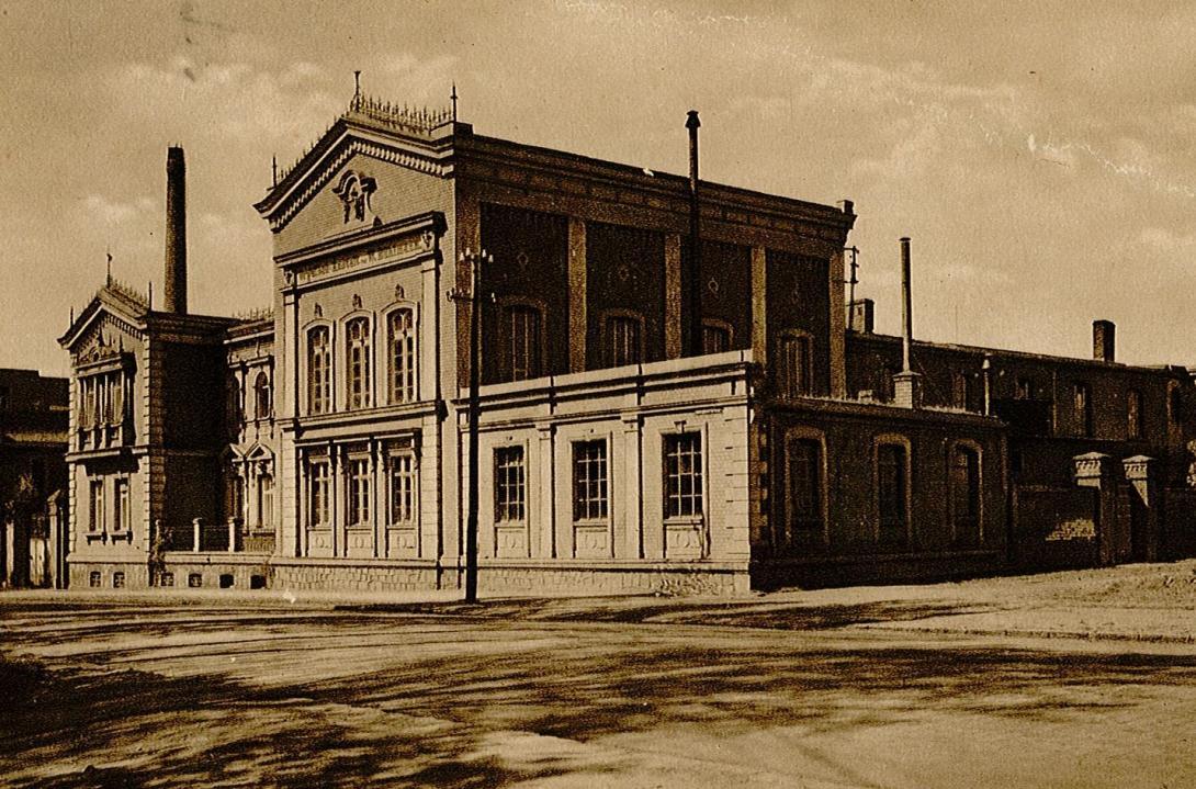 Orgelbau-Anstalt Wilhelm Rühlmann