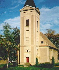 evangelische dorfkirche in wadendorf