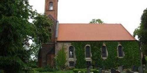 Evangelische Kirche in Cösitz