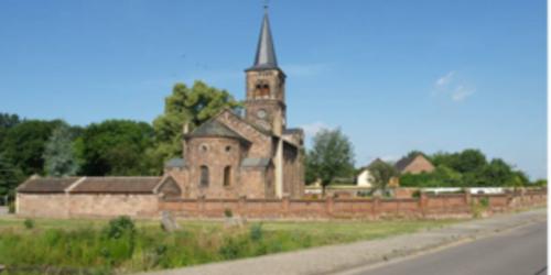 Evangelische Dorfkirche in Werben