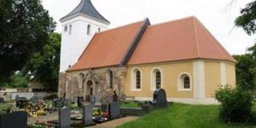 Evangelische Dorfkirche Stumsdorf