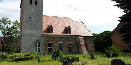 Evangelische Kirche Großzöberitz