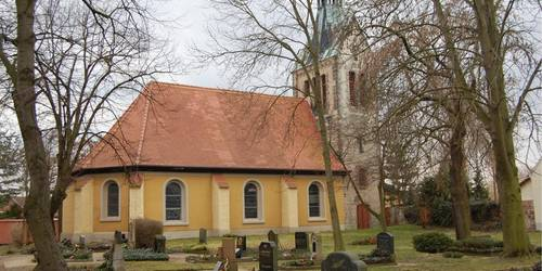 Evangelische Kirche Schortewitz